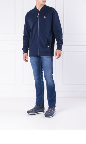 Tommy Jeans Kurtka bomber CONTRAST DETAIL | Relaxed fit