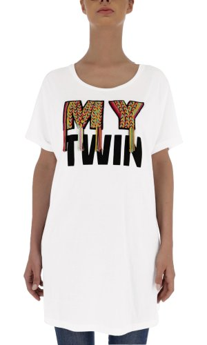 MYTWIN TWINSET T-shirt | Loose fit