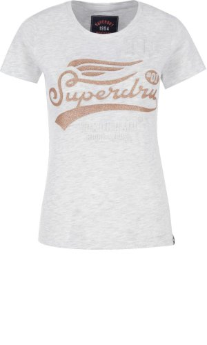 Superdry T-shirt HIGH FLYERS EMBOSSED ENTRY TEE | Regular Fit