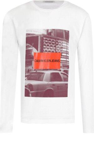 Calvin Klein Jeans Longsleeve PIXEL GRAPHIC | Regular Fit