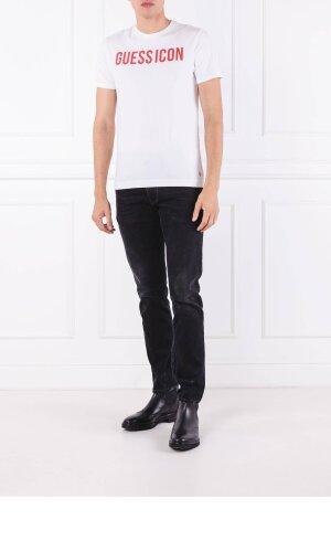 Guess Jeans T-shirt GUESSTAR | Slim Fit