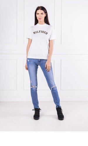 Tommy Hilfiger T-shirt MIMI HIGH TEE | Regular Fit