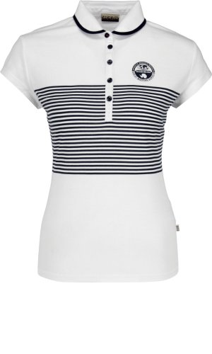 Napapijri Polo Erae stripe | Regular Fit | pique