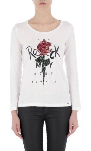 Gas Bluzka HANIKA M/L ROSE ROCK | Slim Fit