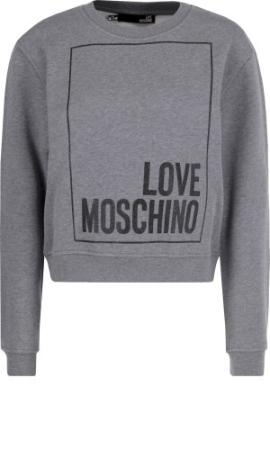 Love Moschino Bluza | Loose fit