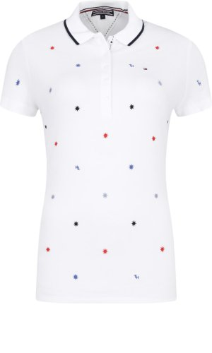 Tommy Hilfiger Polo EVONA EMBROIDERY PQ | Regular Fit