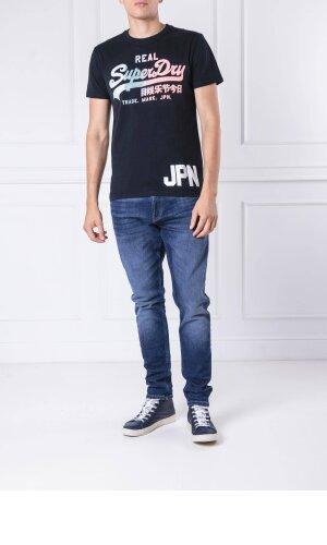 Superdry T-shirt vintage logo 1st | Regular Fit