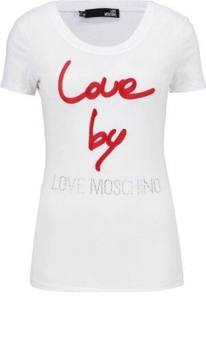 Love Moschino T-shirt   Slim Fit