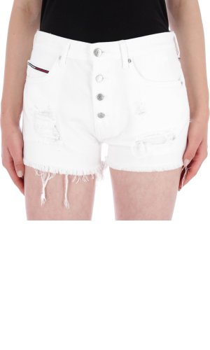 Tommy Jeans Szorty hotpant | Regular Fit | mid waist