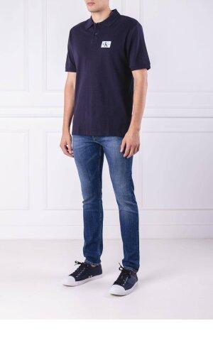Calvin Klein Jeans Polo MONOGRAM LOGO | Regular Fit