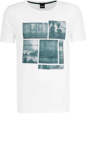 Boss Casual T-shirt Thrill 2 | Regular Fit | pima
