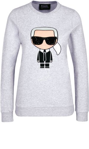 Karl Lagerfeld Bluza Ikonik | Regular Fit