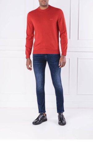 Boss Wełniany sweter Egino | Regular Fit
