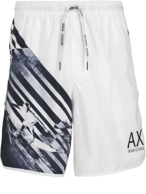 Armani Exchange Swimming shorts | Loose fit