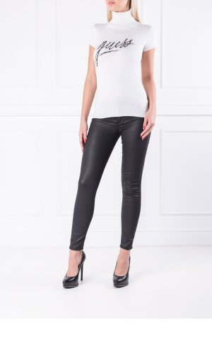 Guess Jeans Bluzka EVETTE | Slim Fit