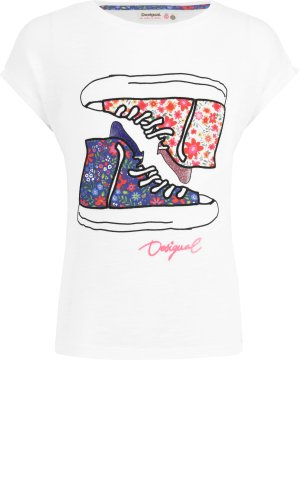 Desigual T-shirt | Regular Fit