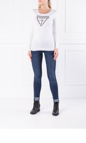 Guess Jeans Blouse | Slim Fit