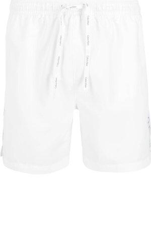 Calvin Klein Swimwear Szorty kąpielowe MEDIUM DRAWSTRING
