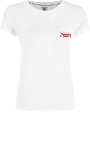 Tommy Jeans T-shirt TJW EASY POCKET | Regular Fit