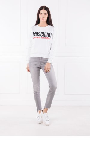 Moschino Underwear Bluza | Regular Fit
