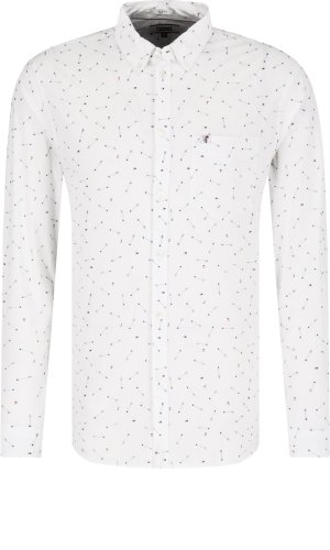 Tommy Jeans Shirt DITSY PRINT | Slim Fit