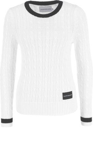 Calvin Klein Jeans Sweater CONTRAST | Slim Fit