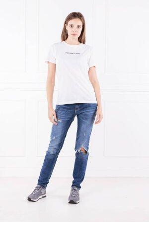 Tommy Hilfiger T-shirt LASSI C-NK SLOGAN | Regular Fit
