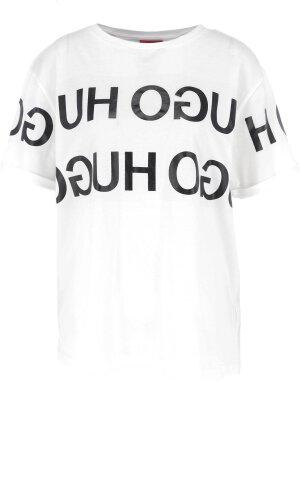 Hugo T-shirt Denalisa_2 | Loose fit