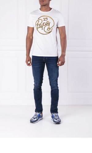 Pepe Jeans London T-shirt MEIDINGER | Slim Fit