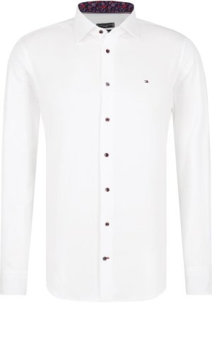 Tommy Hilfiger Tailored Koszula Twill classic   Regular Fit