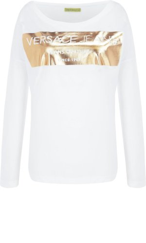 Versace Jeans Bluzka | Regular Fit