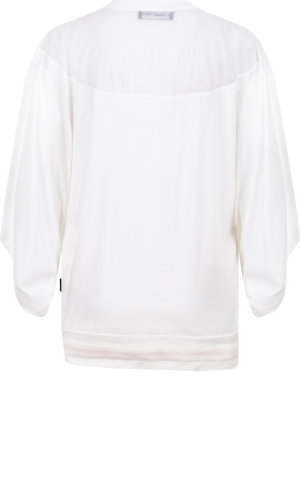 Trussardi Sport Bluza | Oversize fit