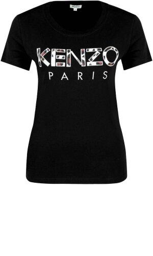 Kenzo T-shirt Leopard print   Classic fit