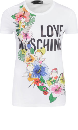 Love Moschino T-SHIRT | Slim Fit