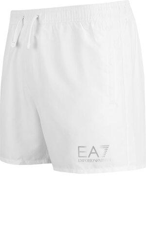 EA7 Szorty kąpielowe   Regular Fit