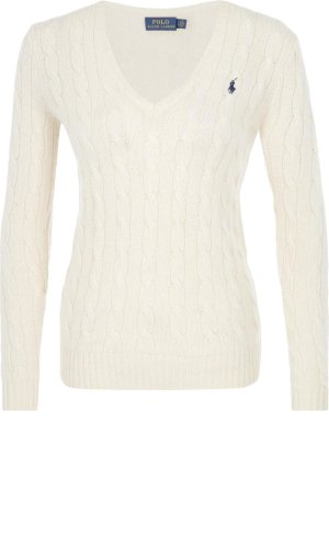 Polo Ralph Lauren Wool sweater | Regular Fit | with addition of cashmere