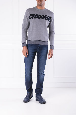 Armani Exchange Sweter | Regular Fit