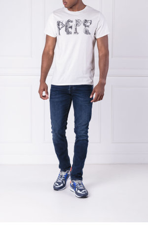 Pepe Jeans London T-shirt Abadi | Regular Fit