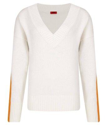 f6b9e311ddc2f Sweter Sumala | Loose fit | z dodatkiem kaszmiru new