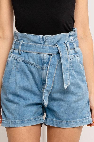 Shorts Phoebe Island Regular Fit Pepe Jeans London Baby Blue Gomez Pl En