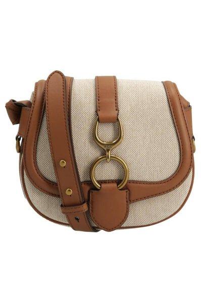 b49fab2845ab Messenger bag Barrington Natural Sm Saddle Lauren Ralph Lauren brown.  431686738