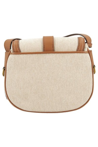760c054cafe9 Messenger bag Barrington Natural Sm Saddle Lauren Ralph Lauren brown