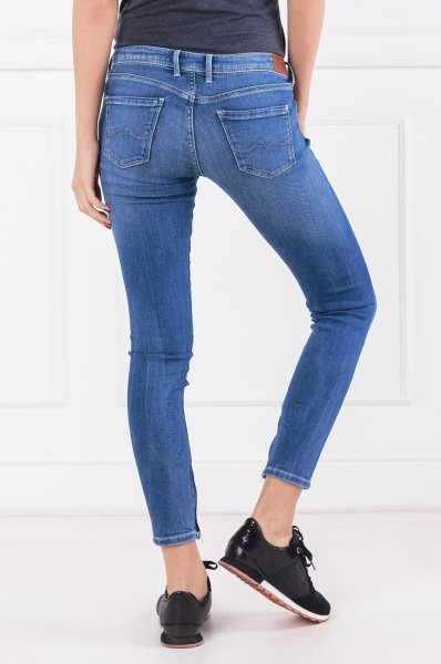 Jeansy Cher | Skinny fit | high waist Pepe Jeans London