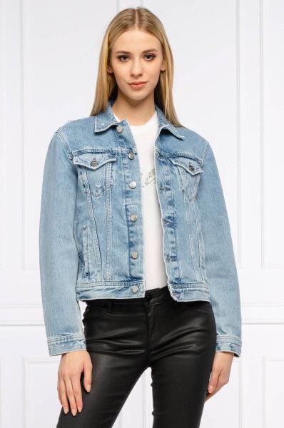 Jeans Jacket Rose Regular Fit Pepe Jeans London Baby Blue Gomez Pl En