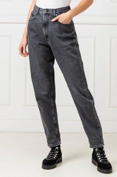 Pepe Jeans DUA LIPA x PEPE JEANS Spodnie materiałowe