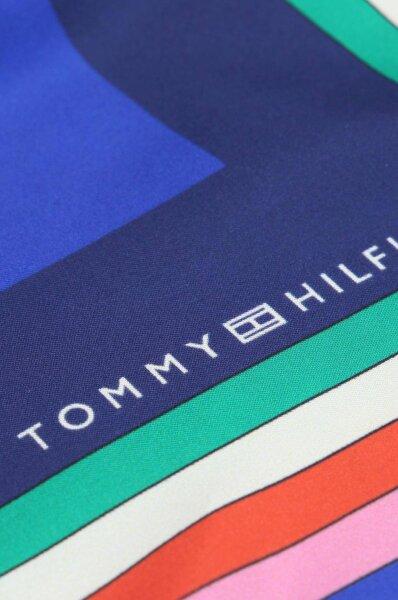 Silk scarf RAINBOW Tommy Hilfiger | Navy blue | Gomez.plen
