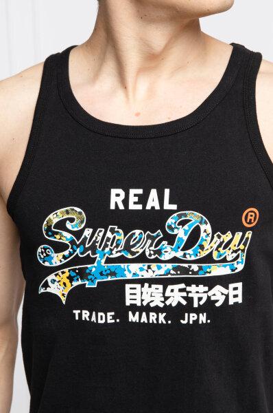 "Tank Top /""VL INFILL/"" SUPERDRY"