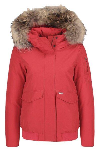 Jacket MINERVA | Regular Fit Woolrich | Red | Gomez pl/en