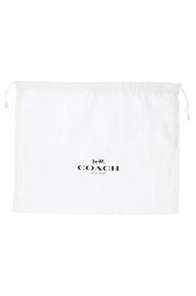 a1eb32d733614 Skórzany plecak Evie Coach | Czarny | Gomez.pl