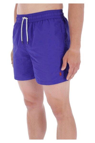 Szorty kąpielowe | Regular Fit Polo Ralph Lauren niebieski